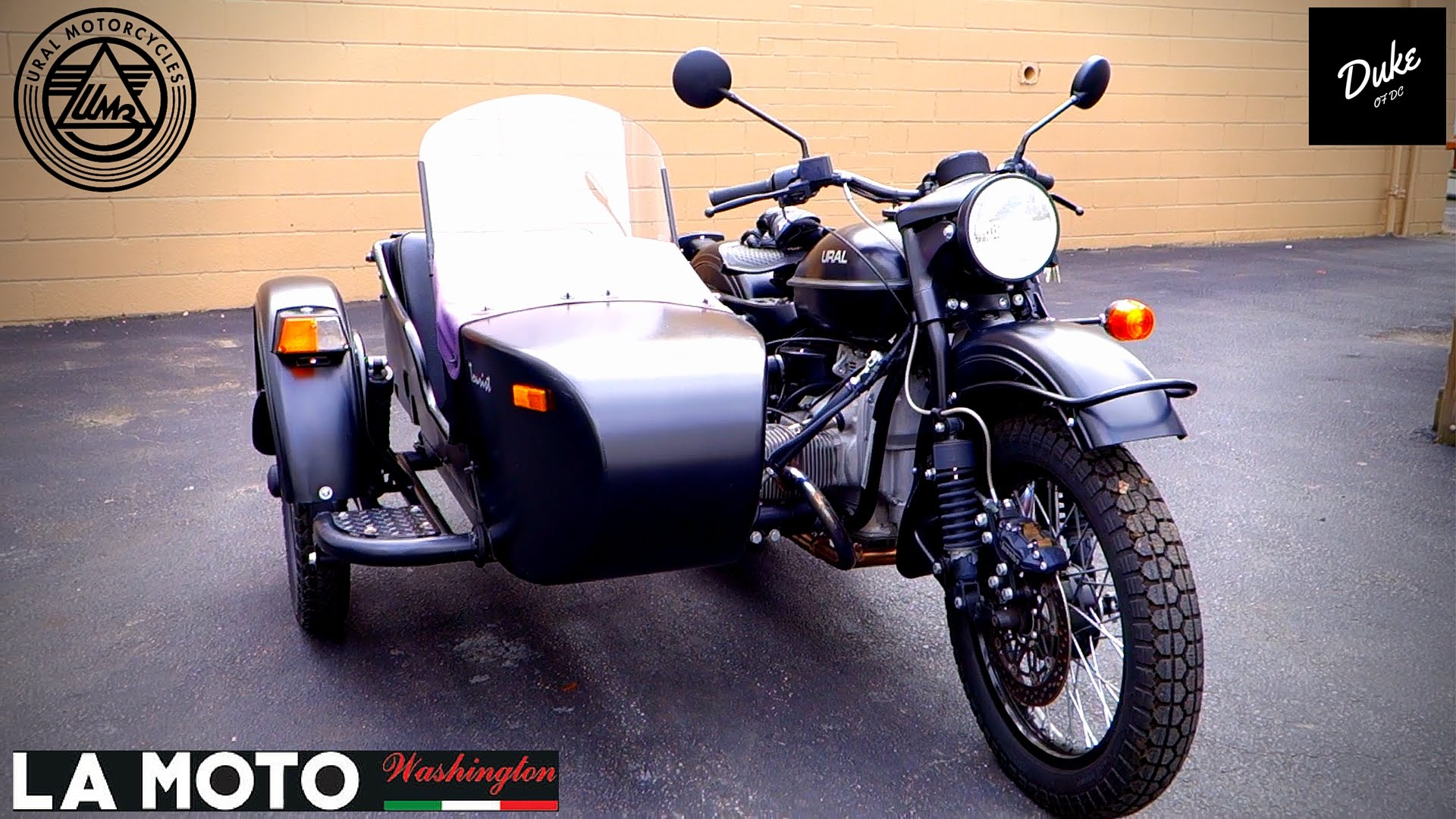 Ural M 66 with sidecar 1973 images #127009