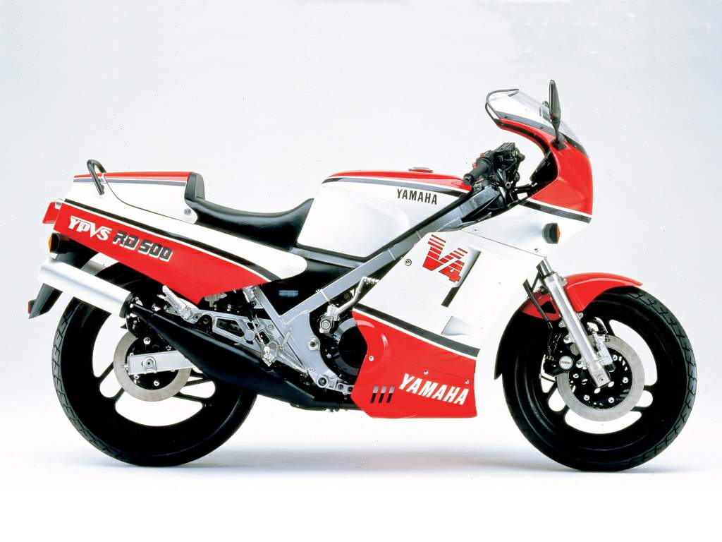 Yamaha RD 500 LC 1985 images #90043