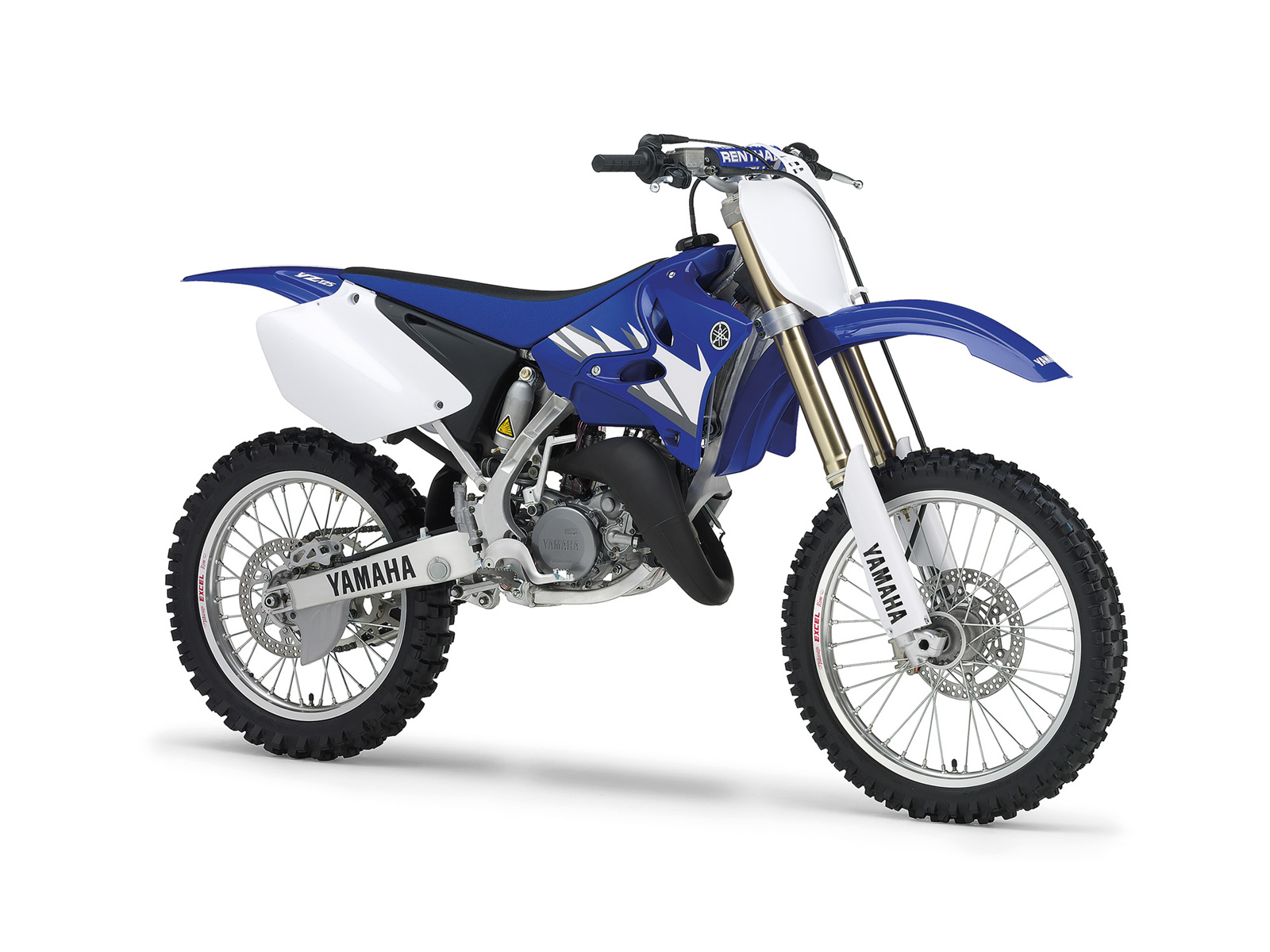 2009 yamaha yz 125 pics specs and information. Black Bedroom Furniture Sets. Home Design Ideas