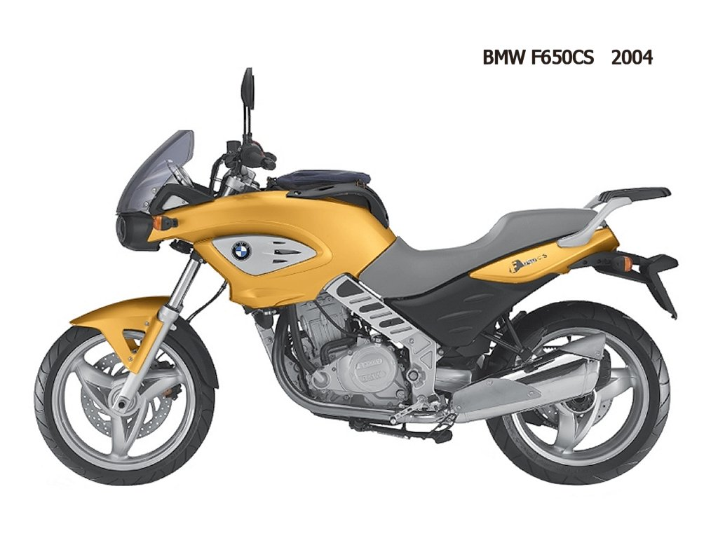 BMW F650CS 2004 images #7754