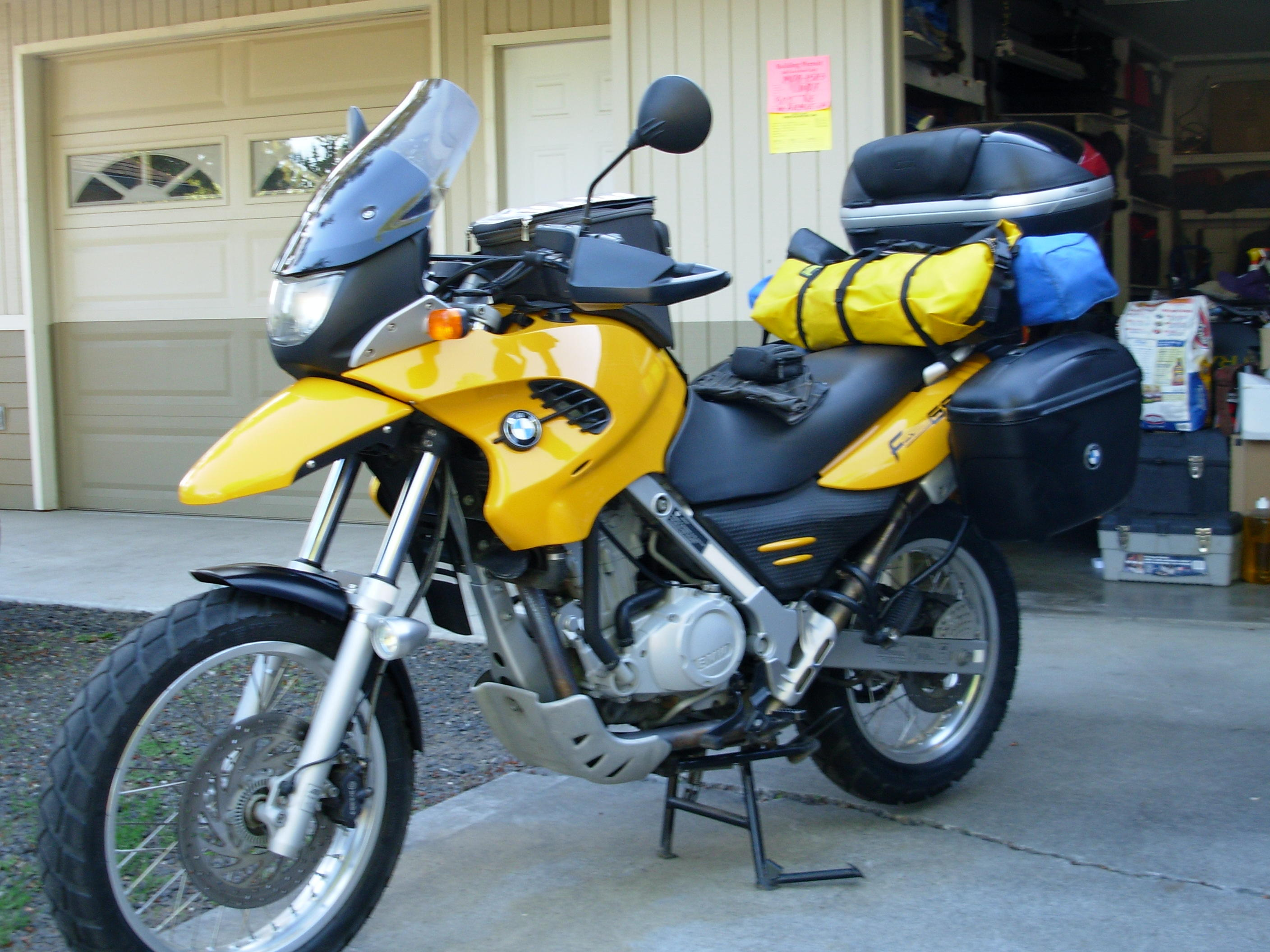 BMW F650GS 2001 images #150783