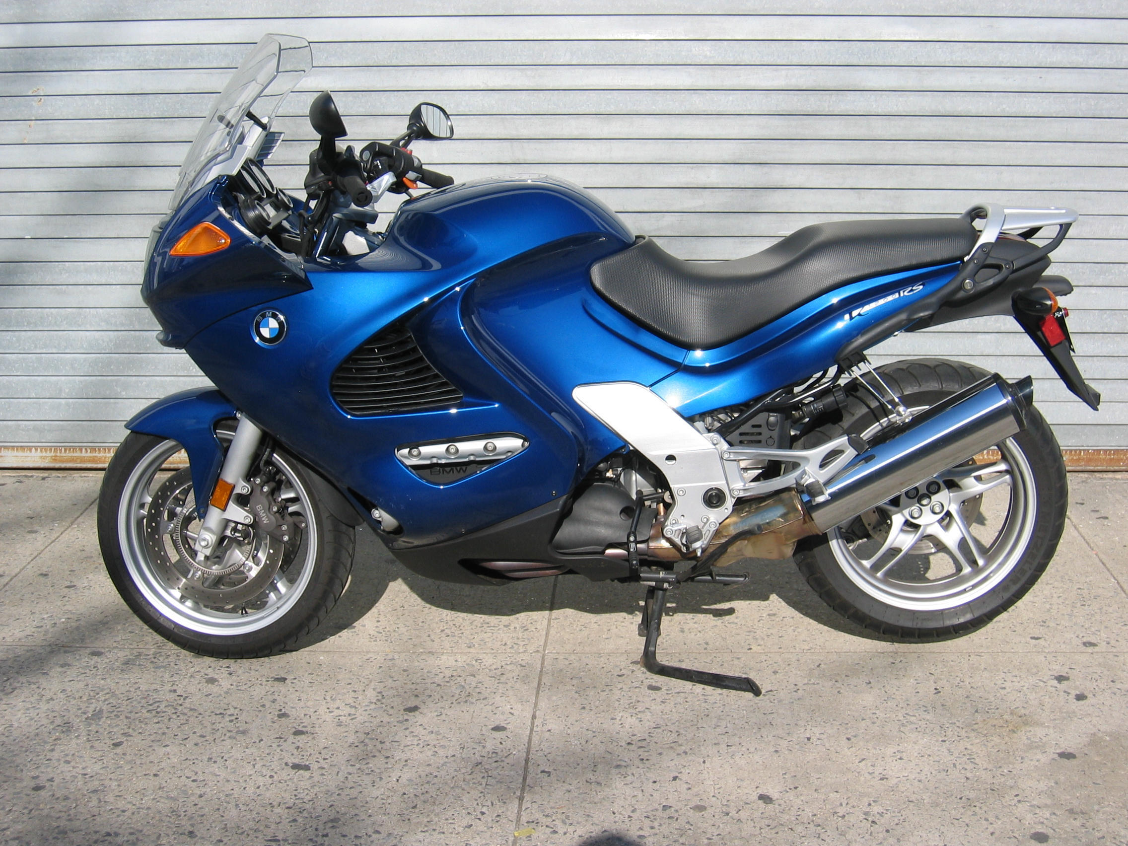 BMW K1200RS 2002 images #7654