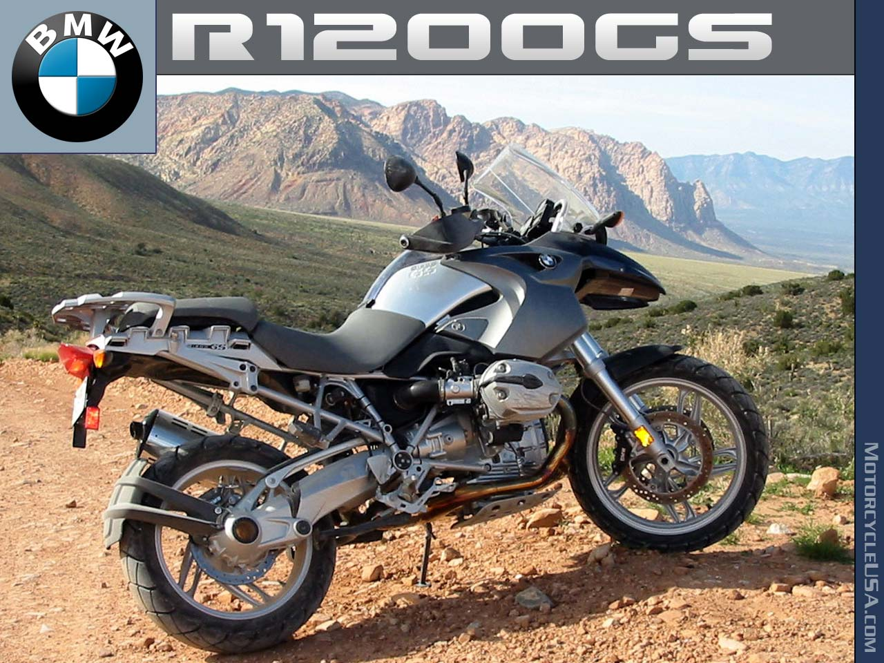 BMW R1200GS 2004 images #7950