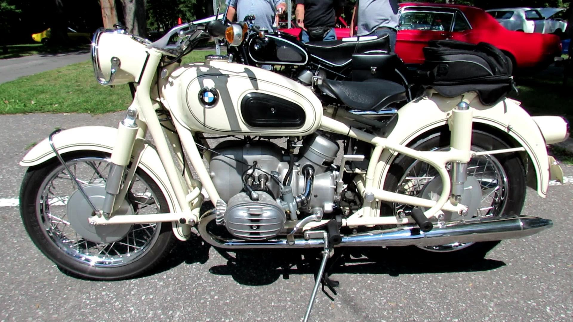 BMW R60/2 1965 wallpapers #144038
