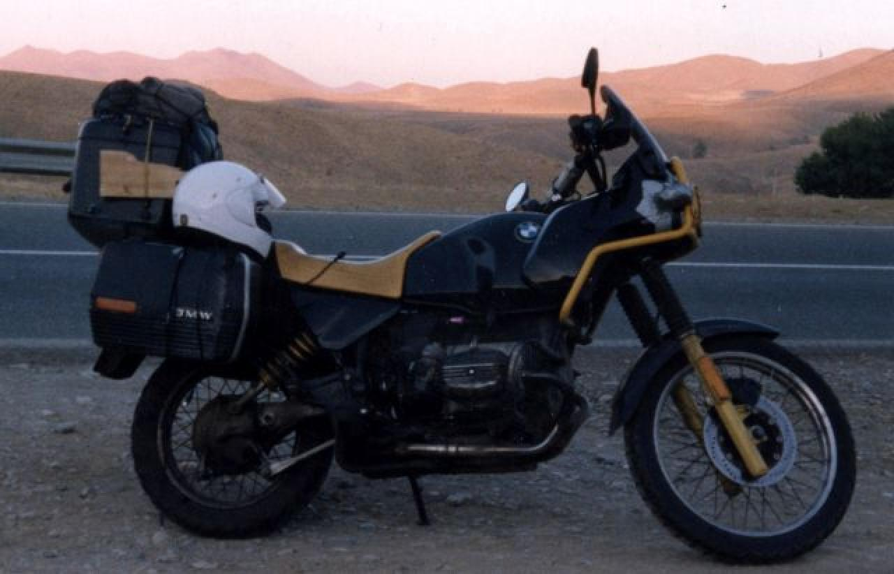 BMW R80GS 1992 images #146224
