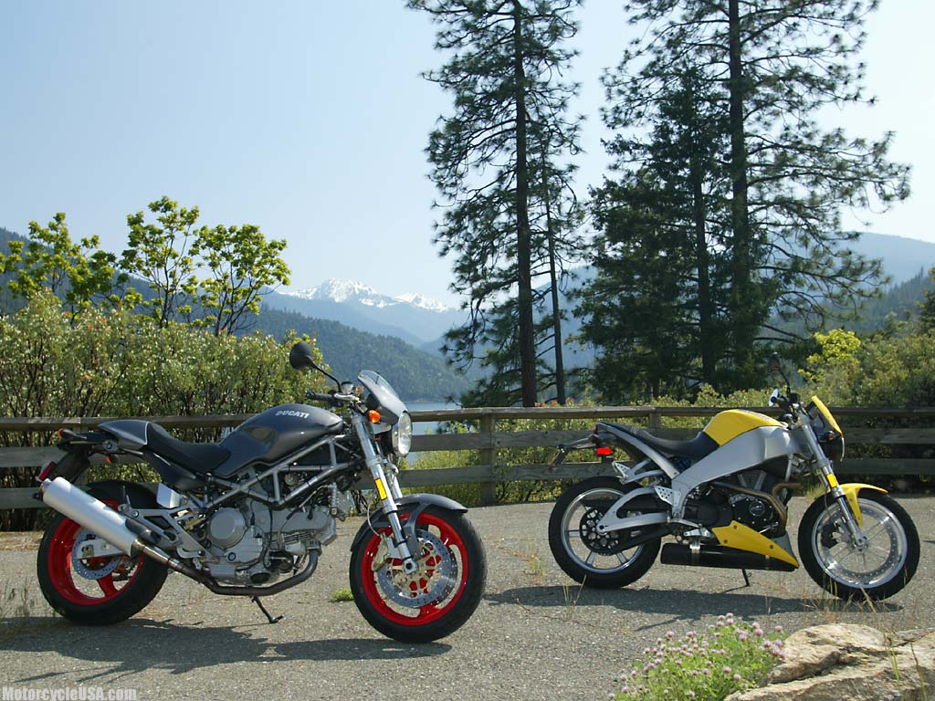 Buell Lightning XB12S 2003 images #68049