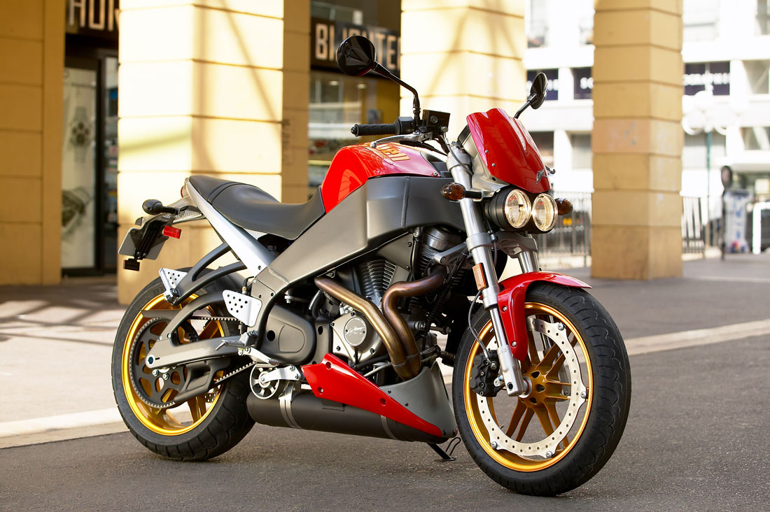 Buell Lightning XB12Scg 2005 wallpapers #137688