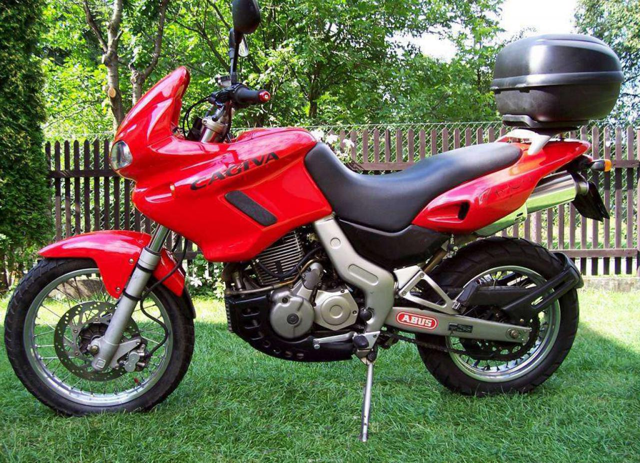Cagiva Canyon 500 images #69826