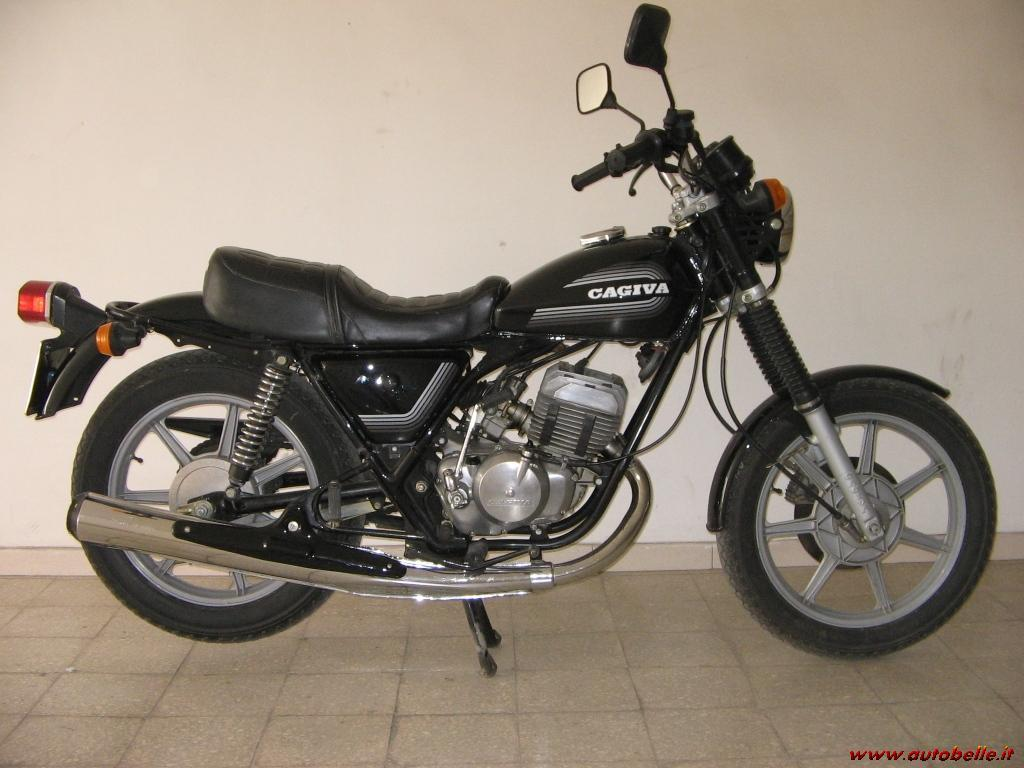 Cagiva SST 350 1980 images #66573