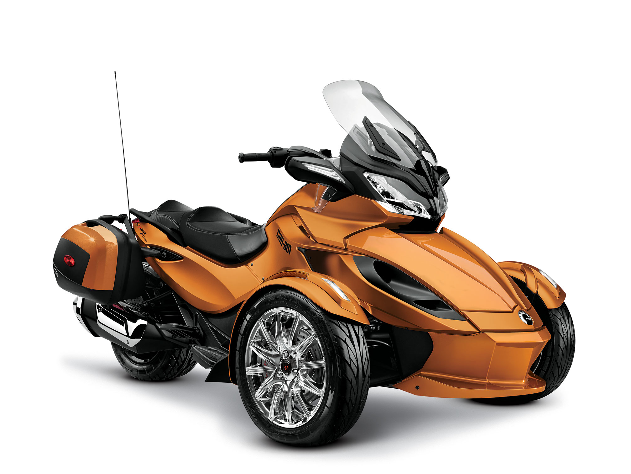 Can-Am Spyder ST 2014 images #68540