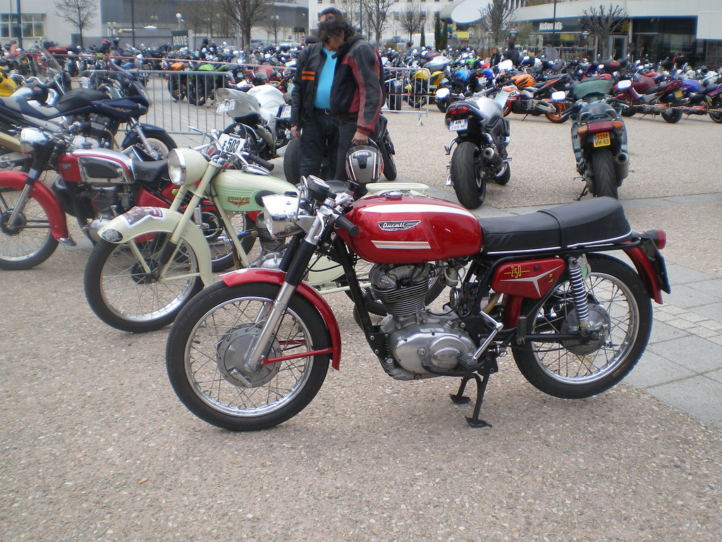 Ducati 250 Mark 3 1972 images #10224
