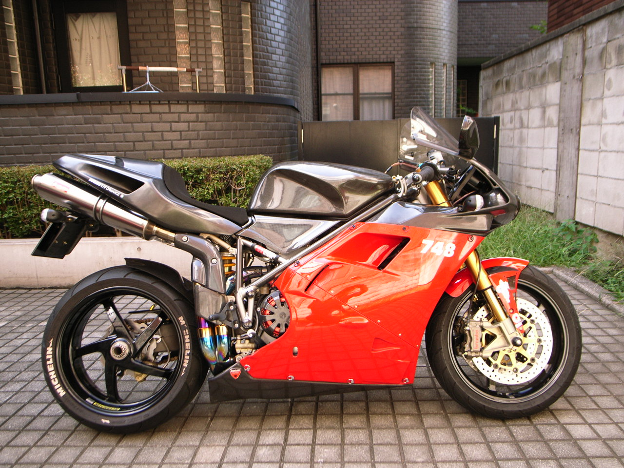 Ducati 748 wallpapers #111199