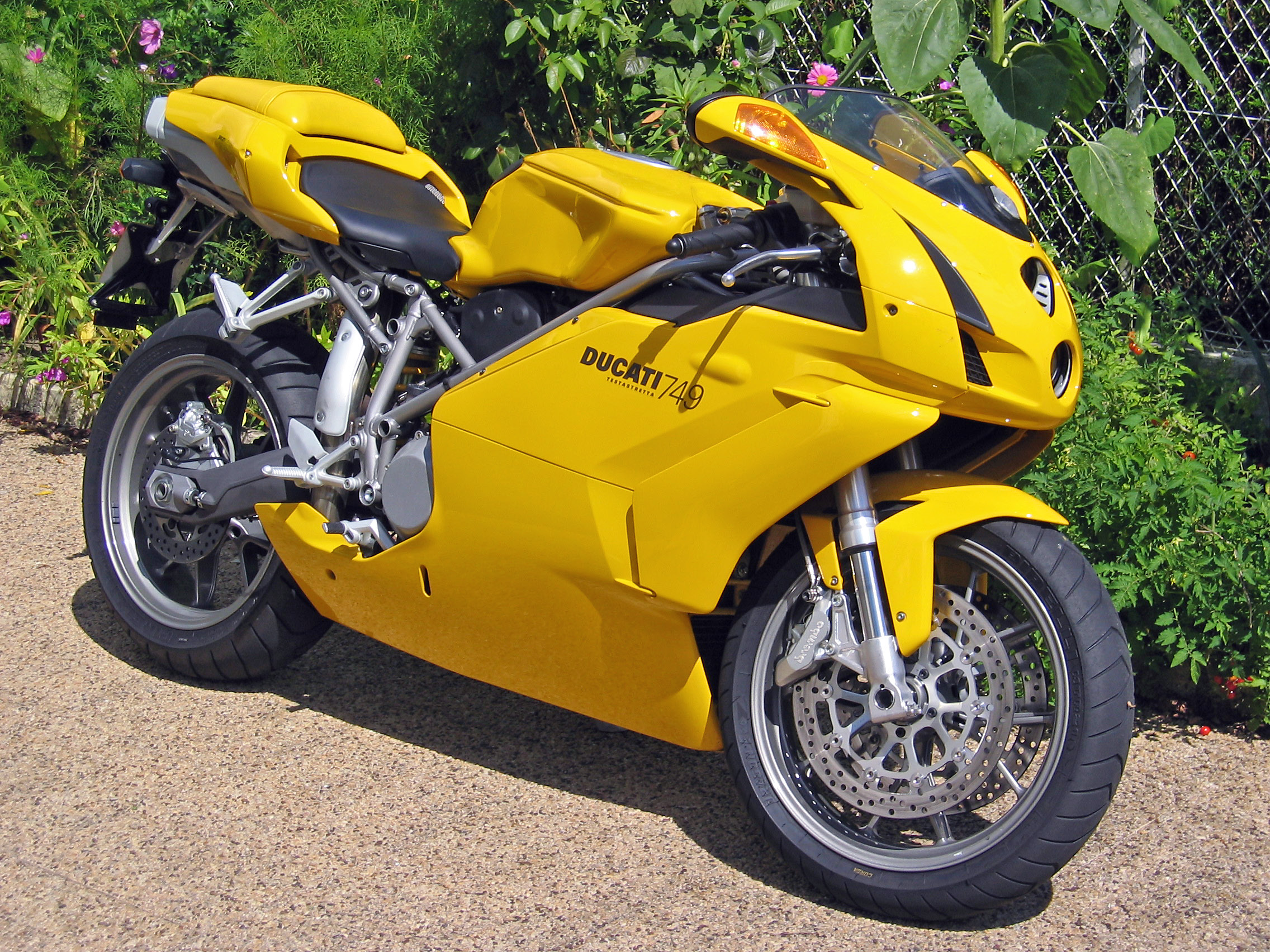 Ducati 749 S 2006 wallpapers #148896