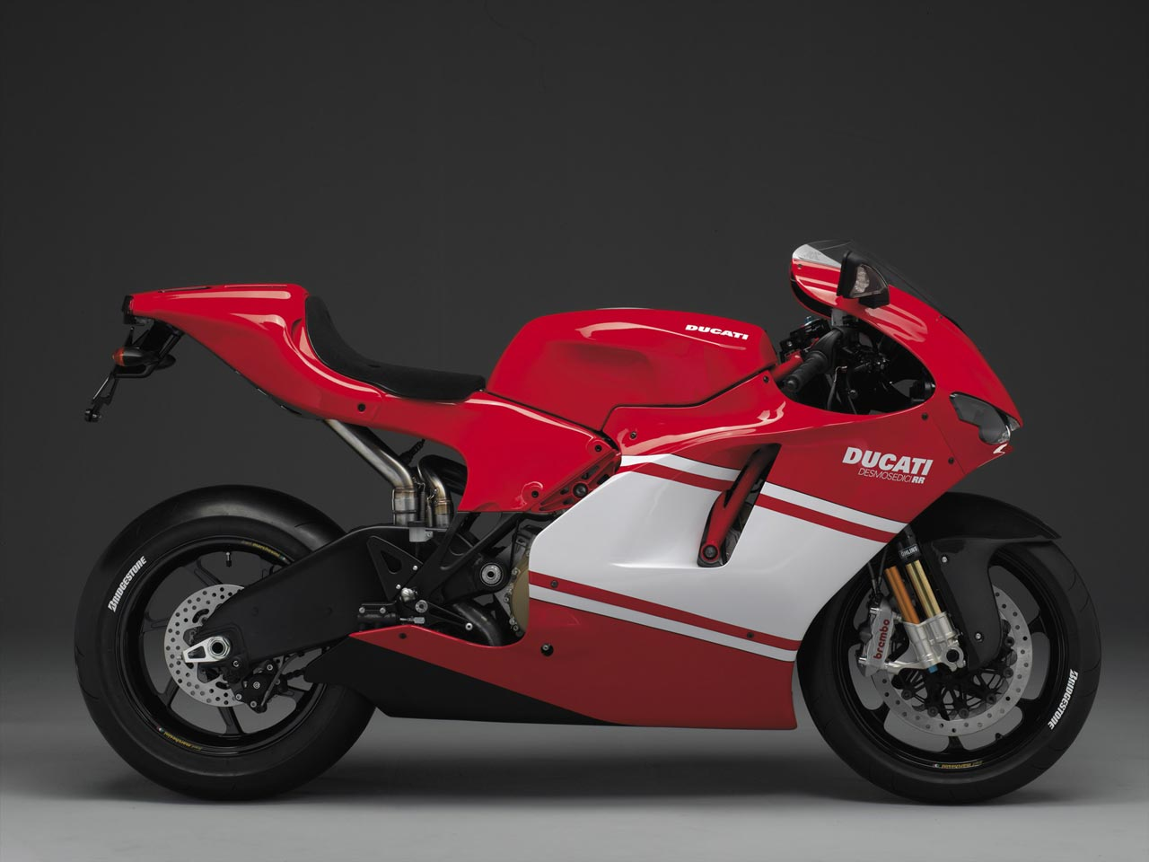 Ducati Desmosedici RR 2007 wallpapers #12013
