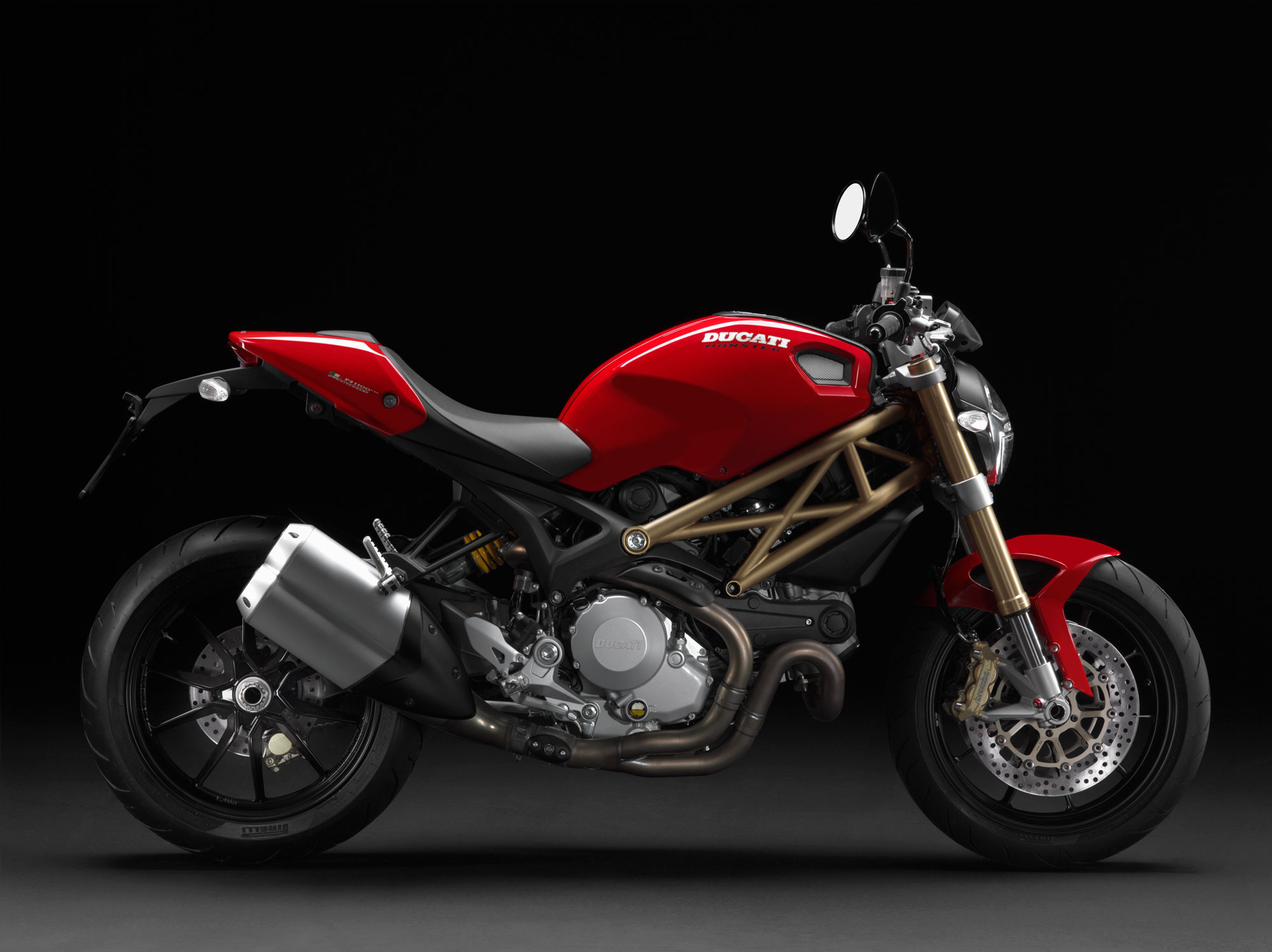 Ducati Monster 1100 EVO 20th Anniversary 2013 wallpapers #19164