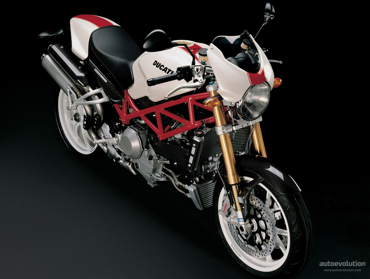 Ducati Monster S4R S Testastretta 2007 wallpapers #12311
