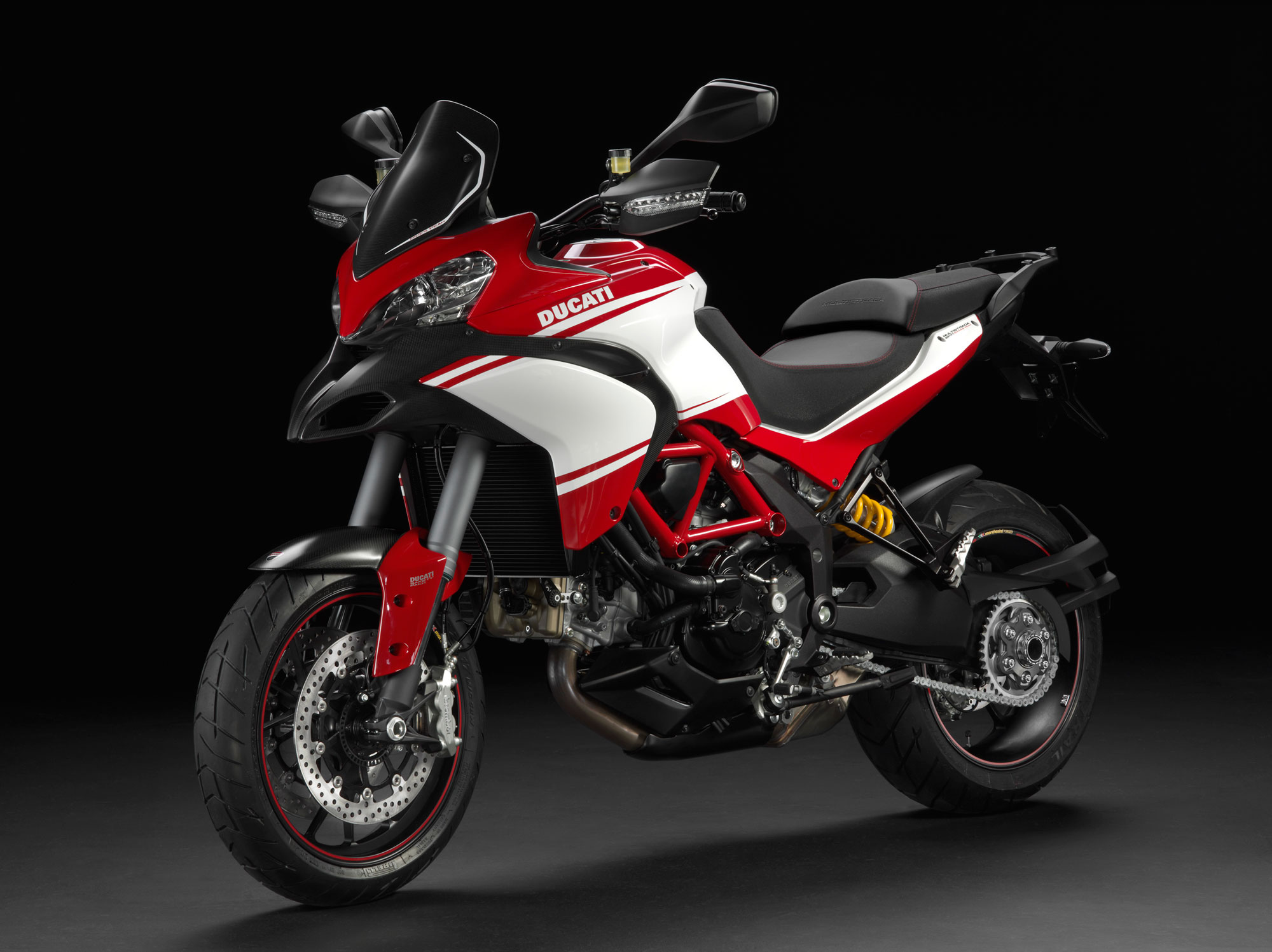 Ducati Multistrada 1200 S Pikes Peak Edition 2013 images #80019