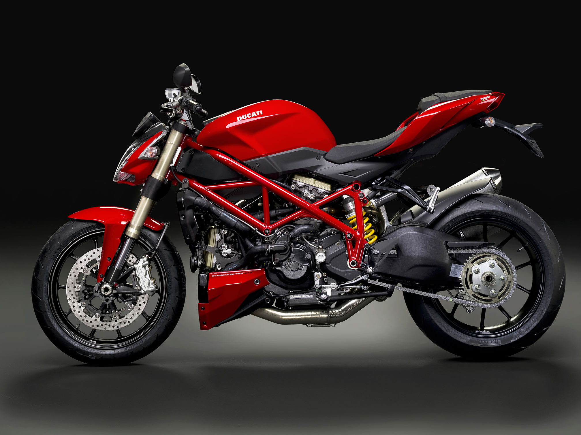 Ducati Streetfighter 848 2015 wallpapers #13405