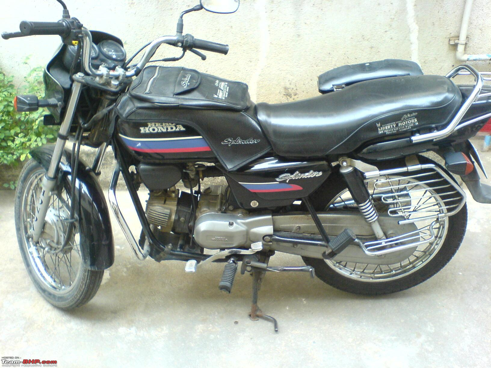 Hero Honda Splendor 2007 images #95888