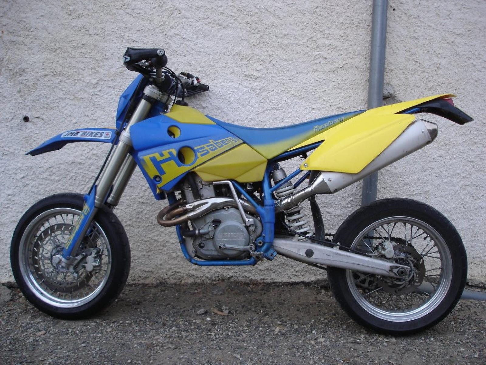 Husaberg FS 400 C 2002 wallpapers #137787