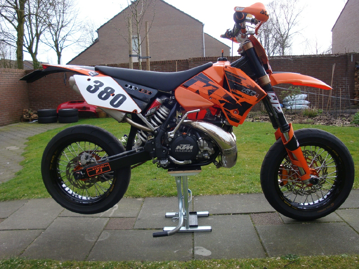 KTM 300 MXC 2002 images #85467