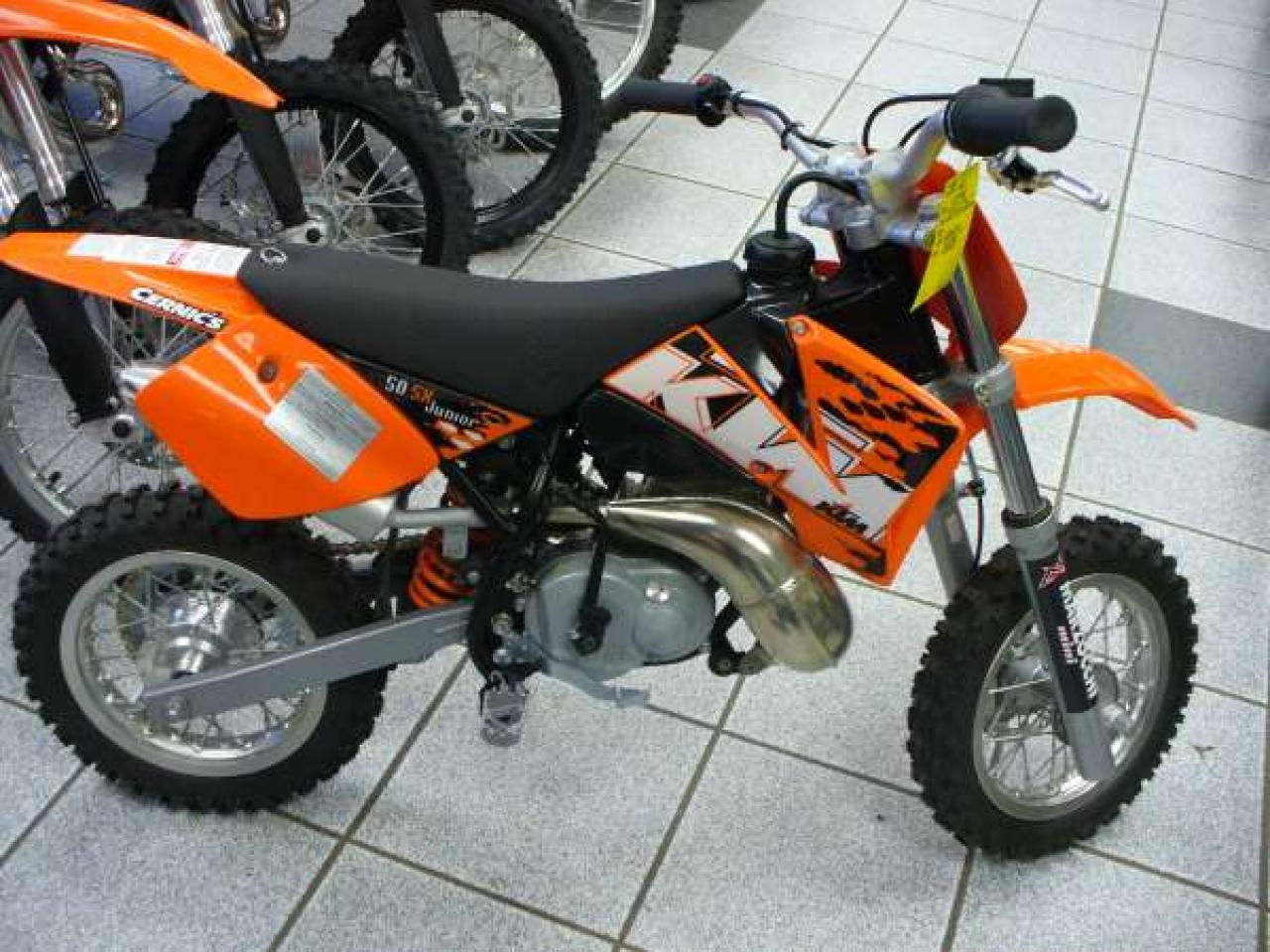 KTM 50 Junior Adventure wallpapers #134815
