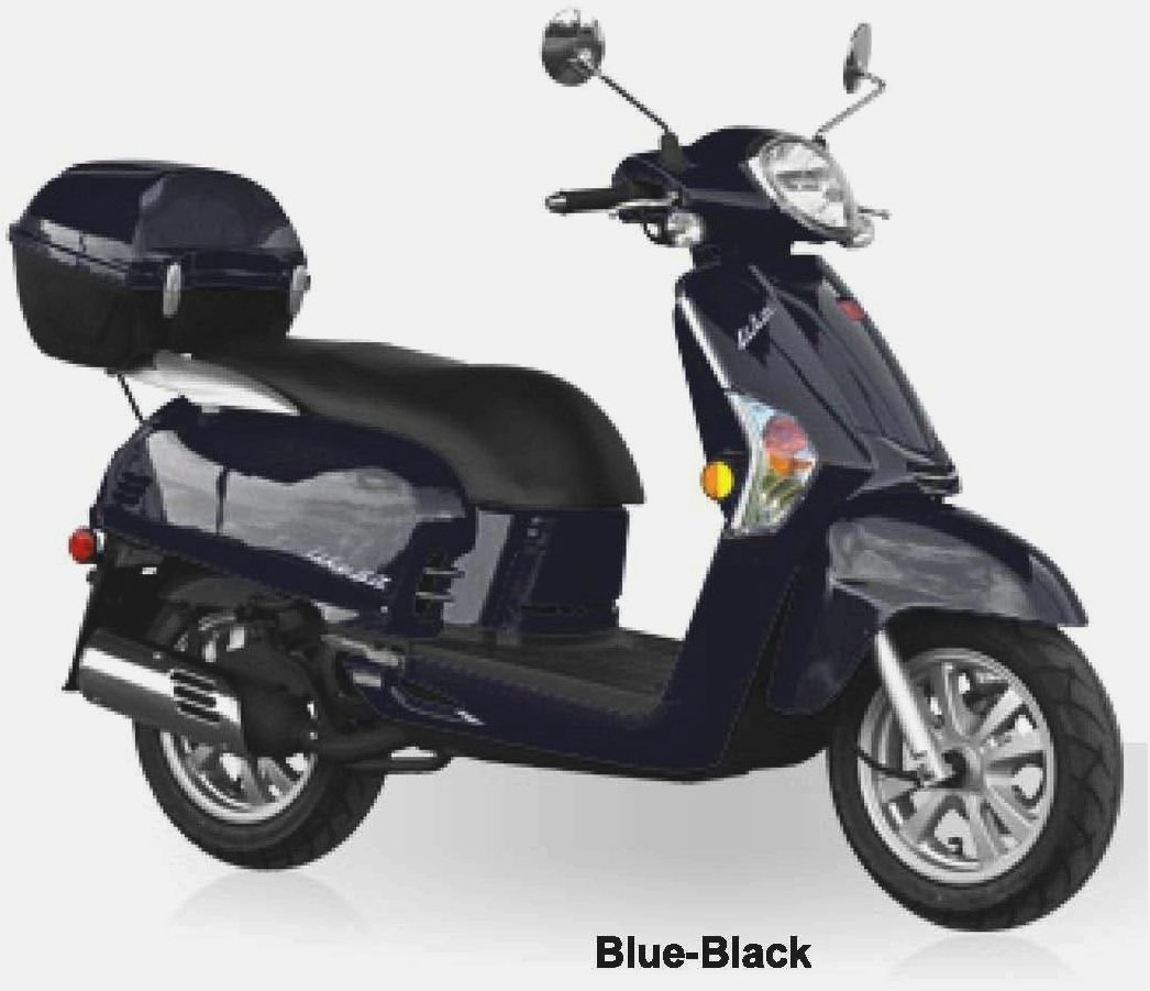 Kymco Scout ZX 50 2001 images #101244