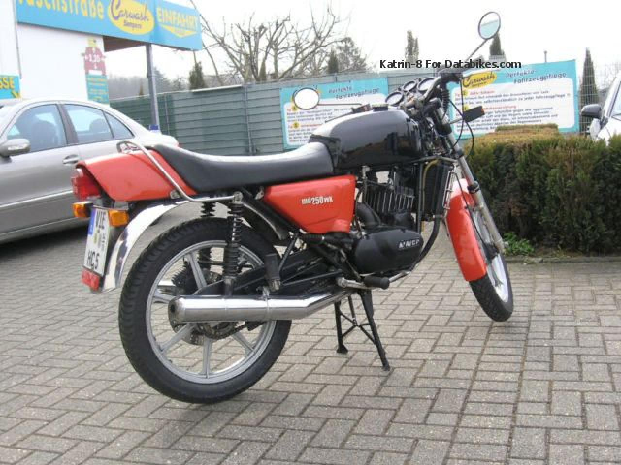 Maico MD 250 1971 images #102825