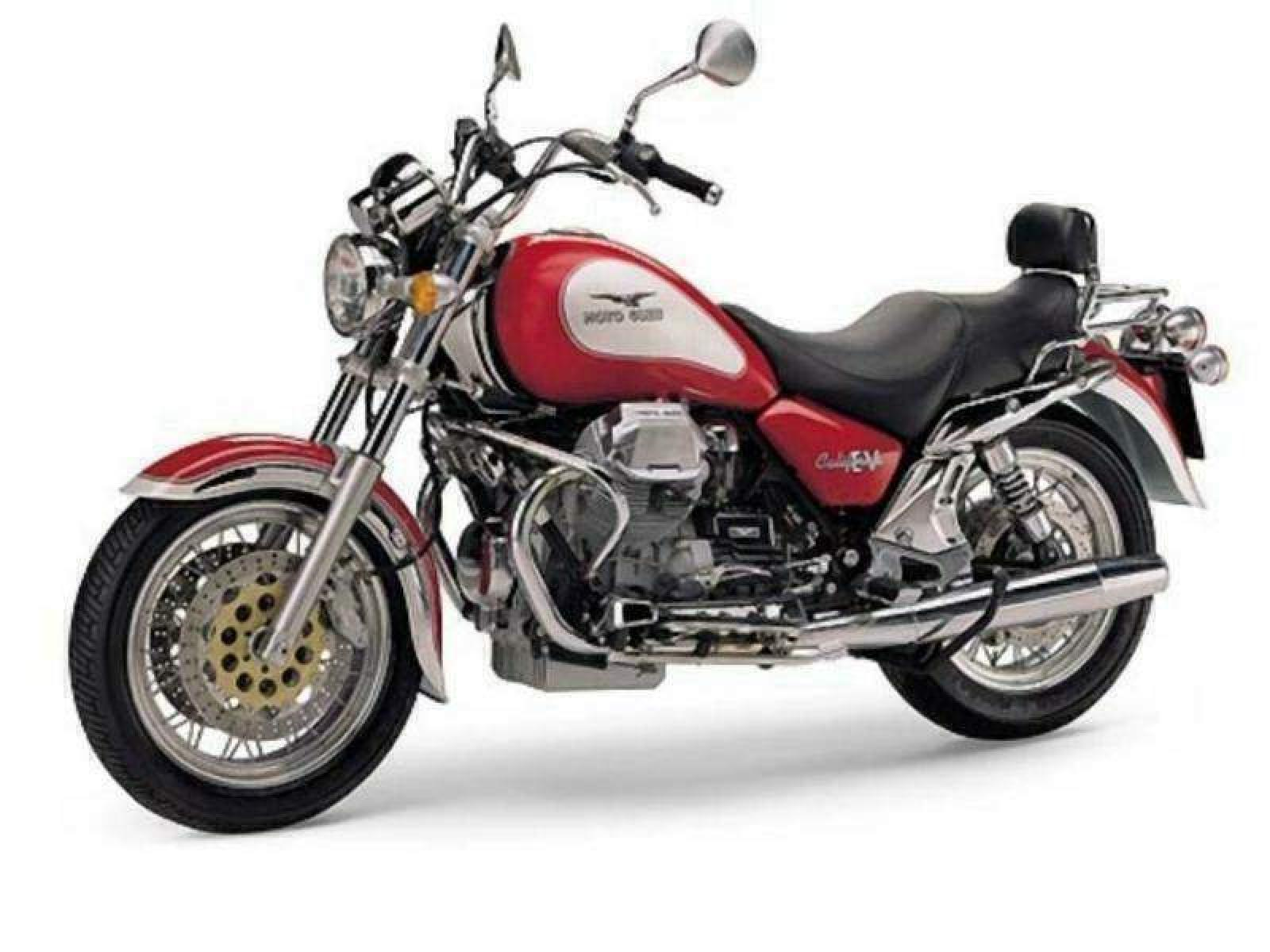 Moto Guzzi California 1100 F images #108762