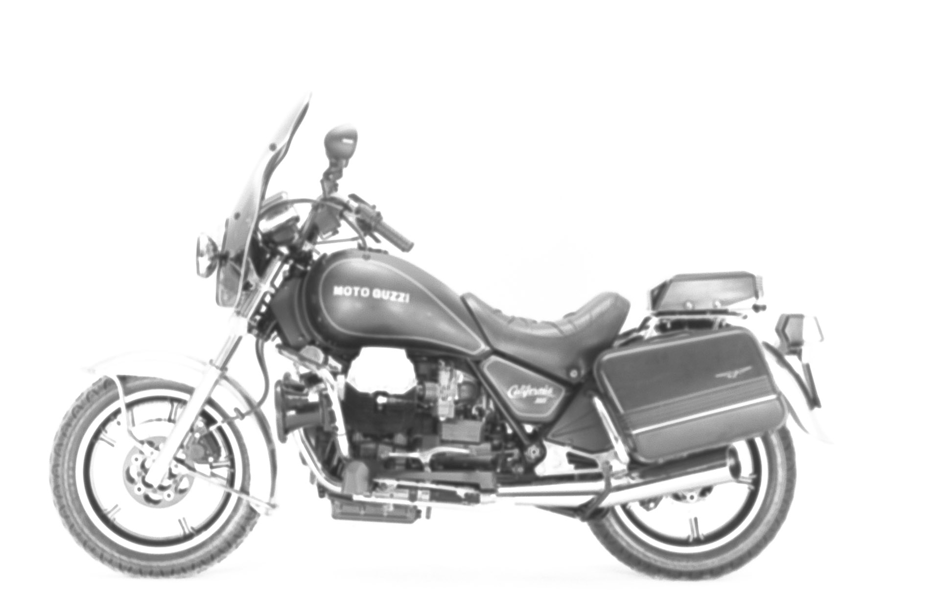 Moto Guzzi California III 1993 images #108663