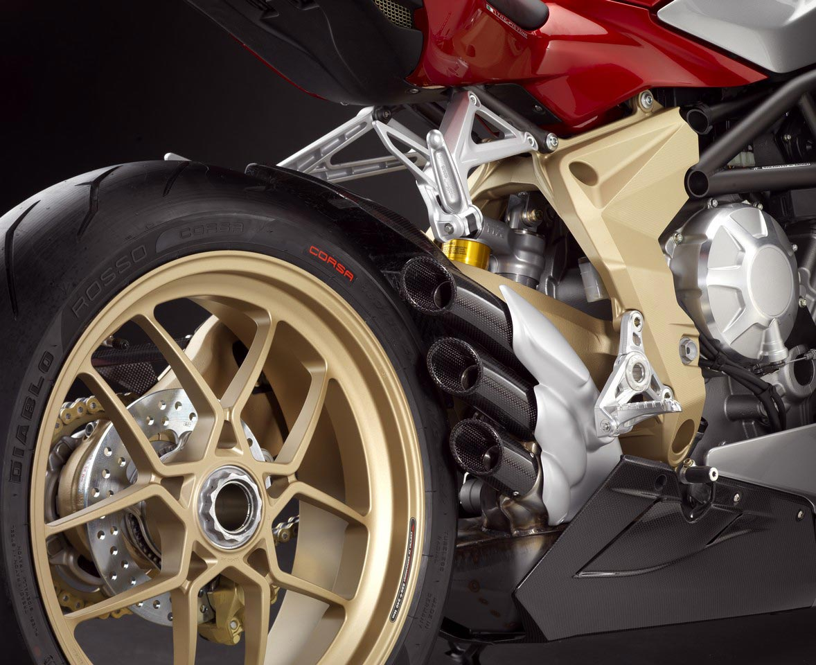 MV Agusta F3 Serie Oro 2012 images #114363