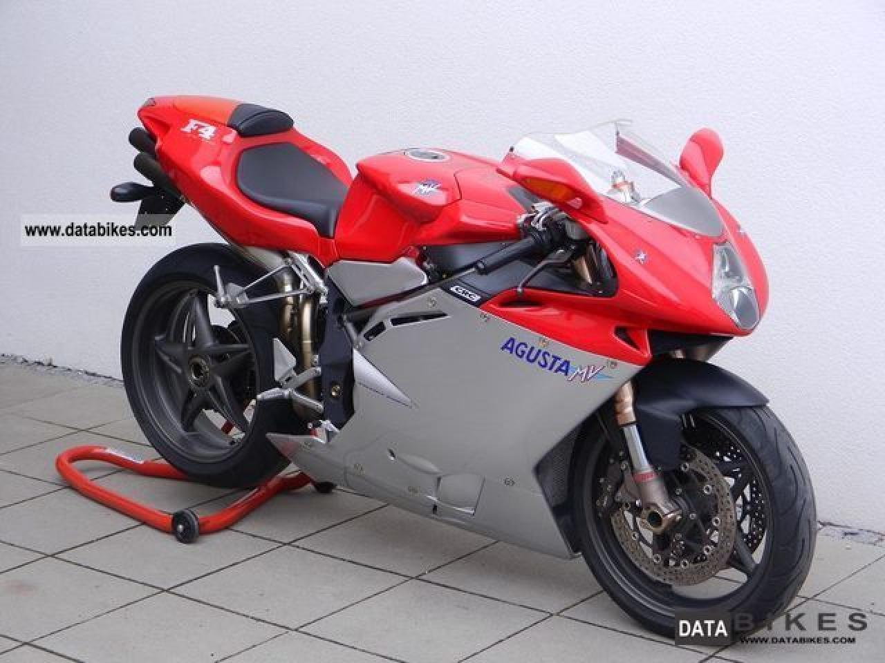 MV Agusta F4 S 1+1 2002 images #113773