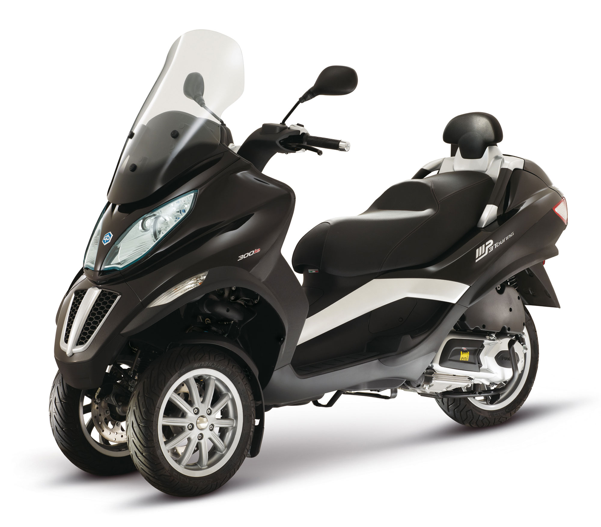 Piaggio MP3 125 Yourban 2011 wallpapers #144535
