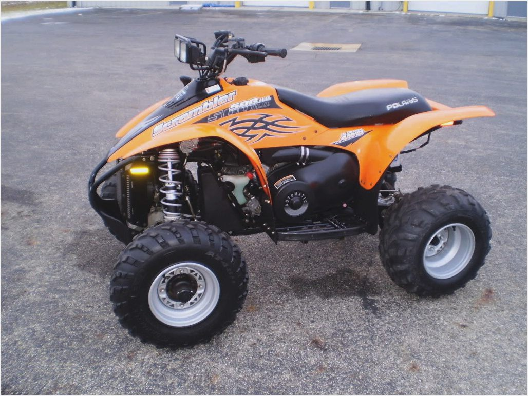 Polaris Scrambler 500 4x4 2006 images #121171
