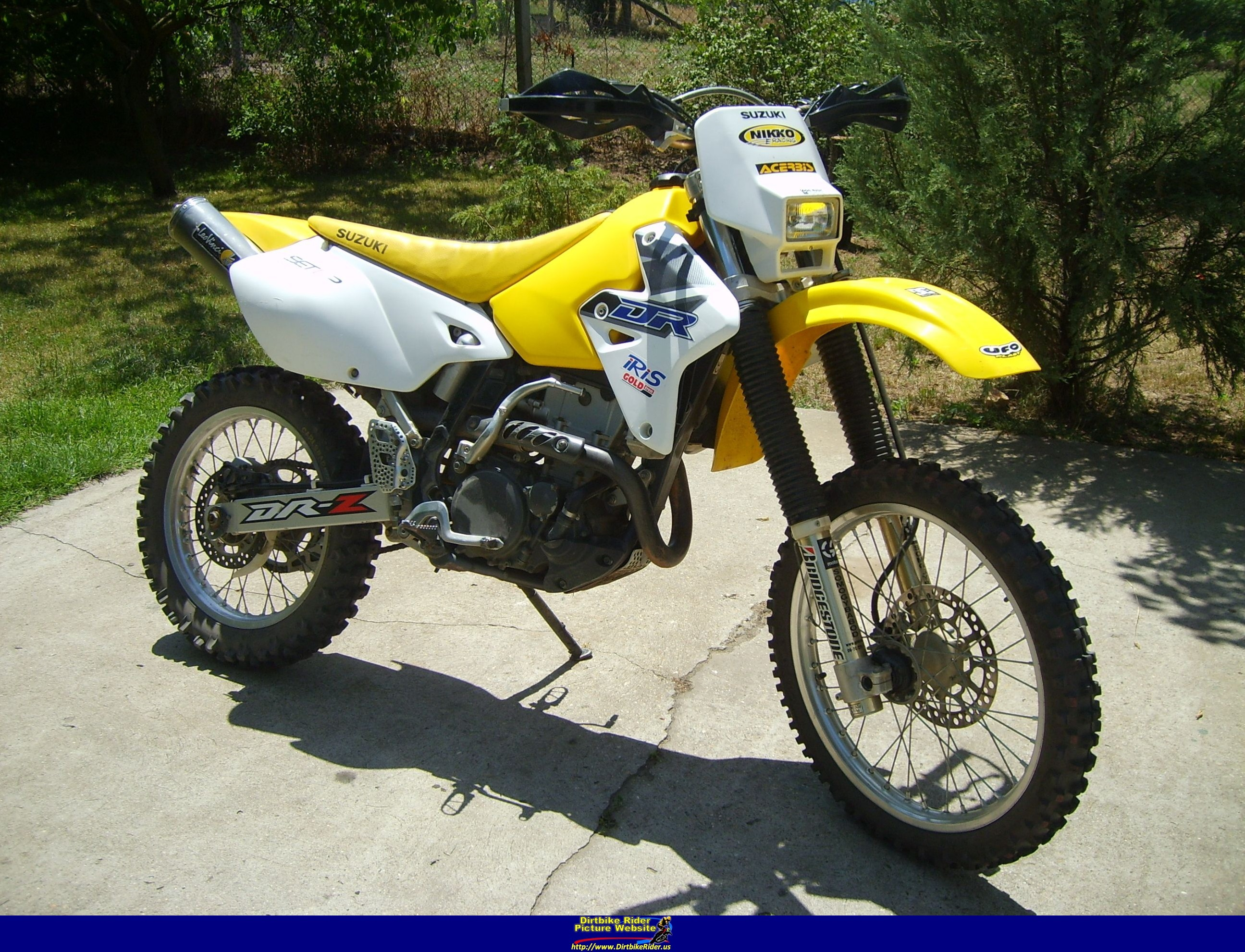 2001 suzuki dr z 400 s pics specs and information. Black Bedroom Furniture Sets. Home Design Ideas