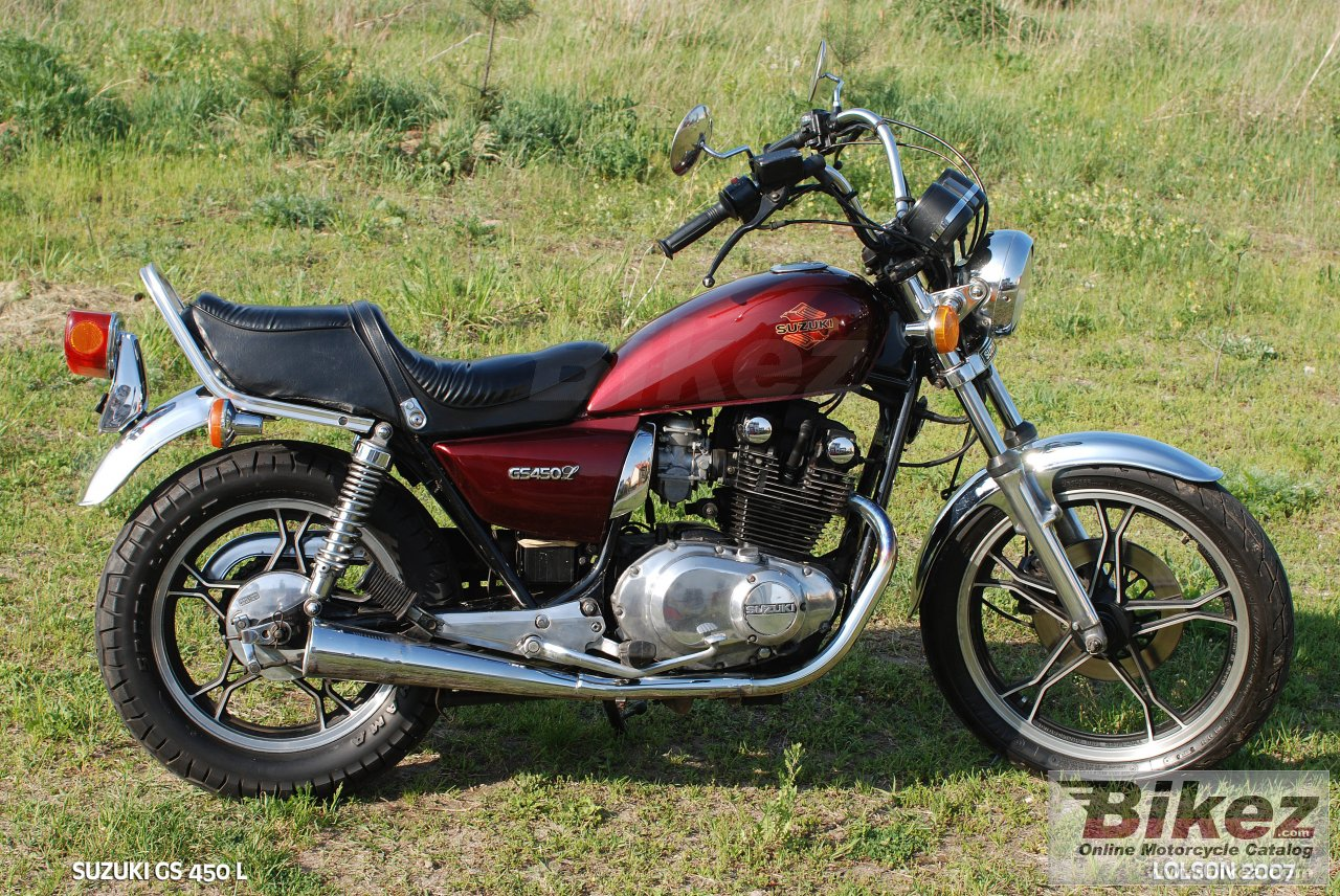 Suzuki motorcycles: pics, specs and list of models