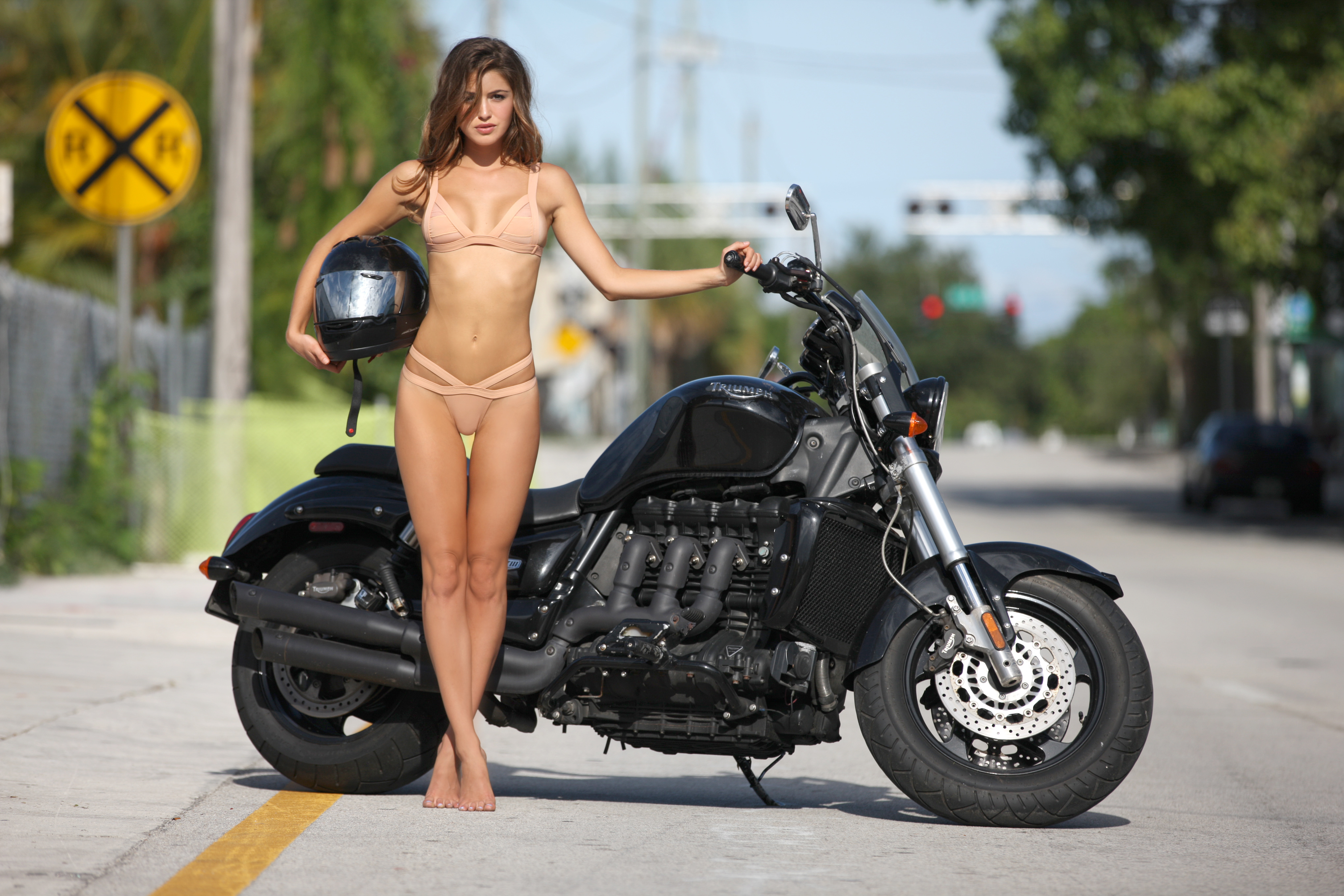 Triumph Rocket III 2006 images #125824