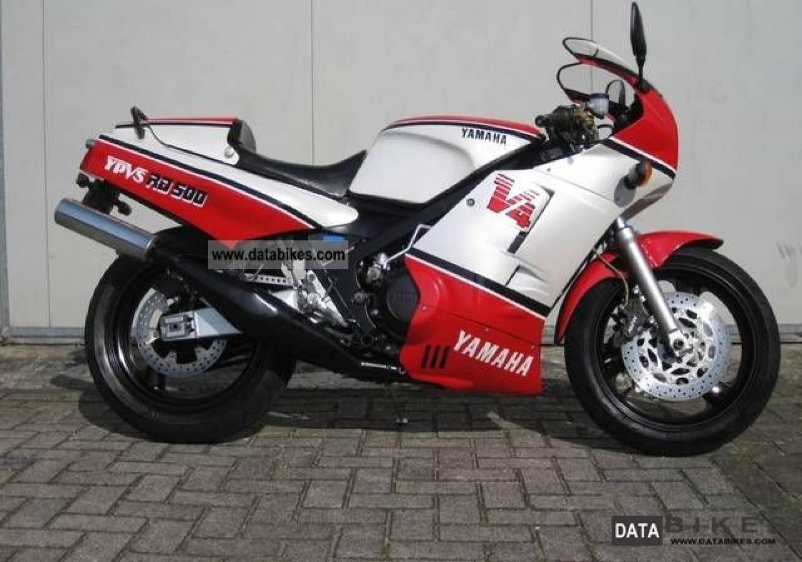 Yamaha RD 500 LC 1985 images #90044