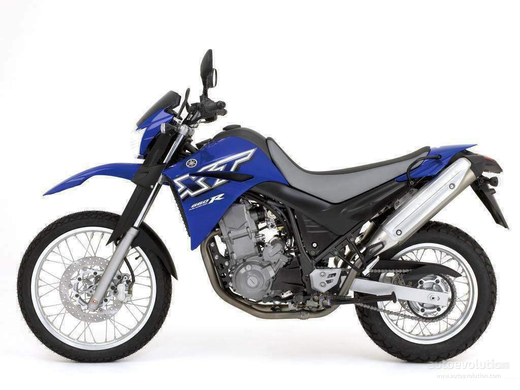 Yamaha XT 660 R 2005 wallpapers #142749