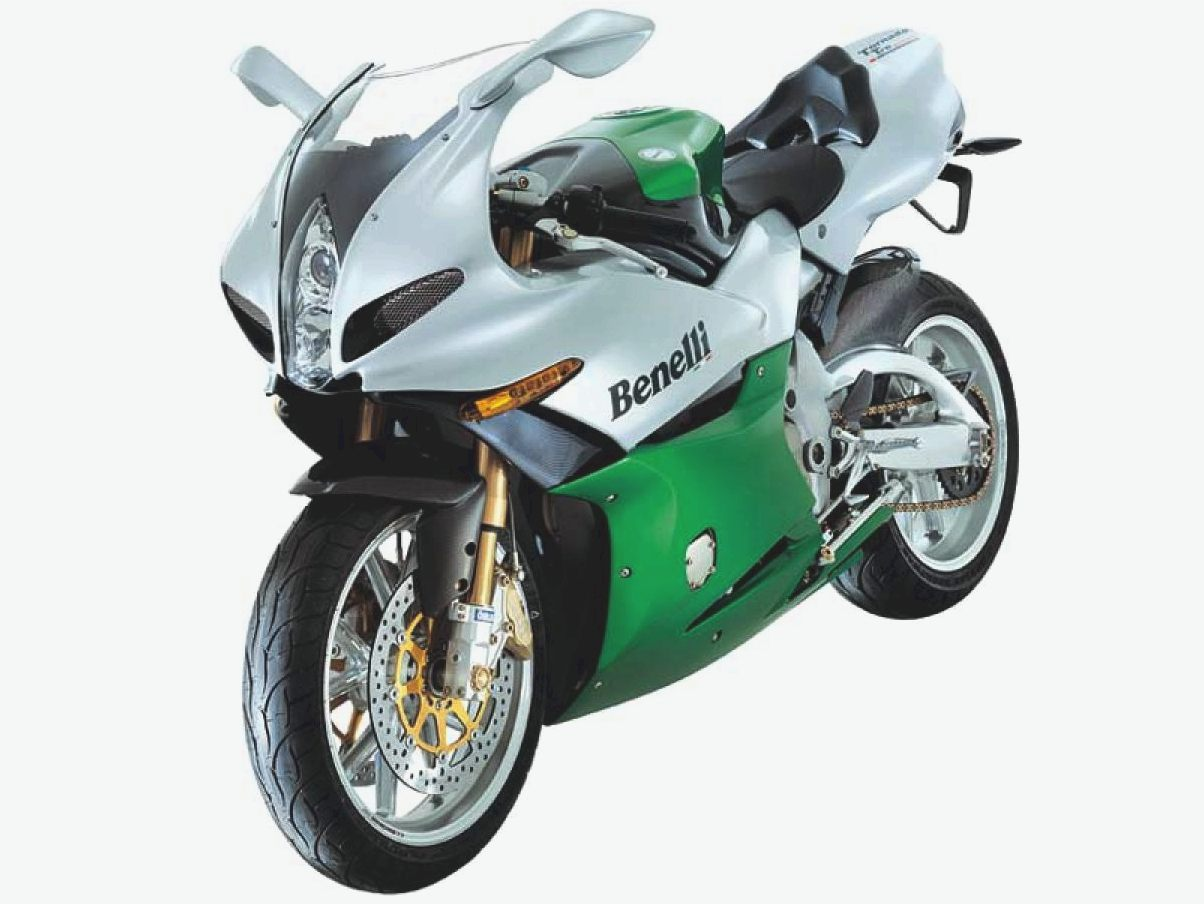 Benelli Tornado Limited Edition (Italian version) pics #43576