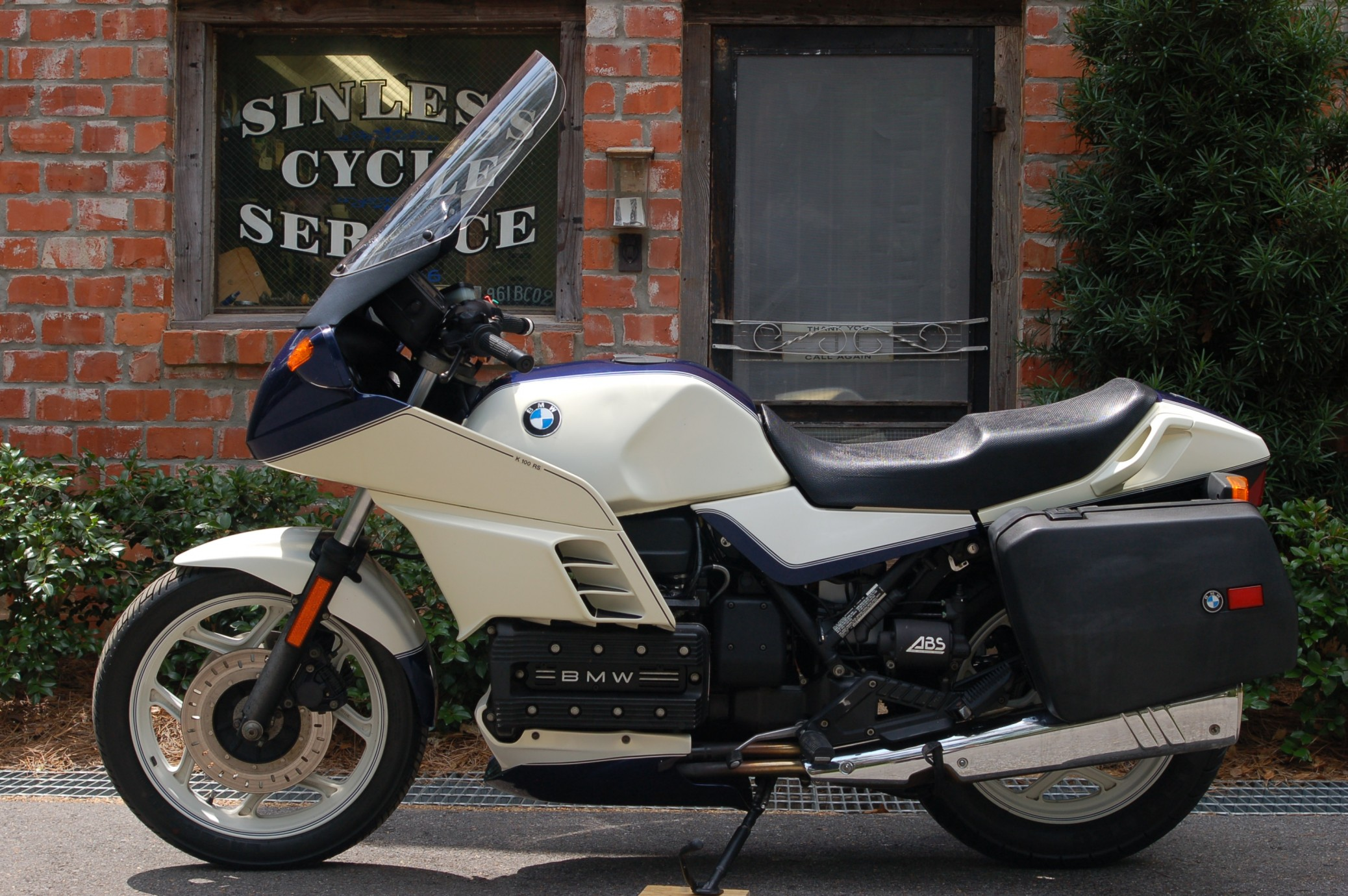 BMW K100RT images #77638