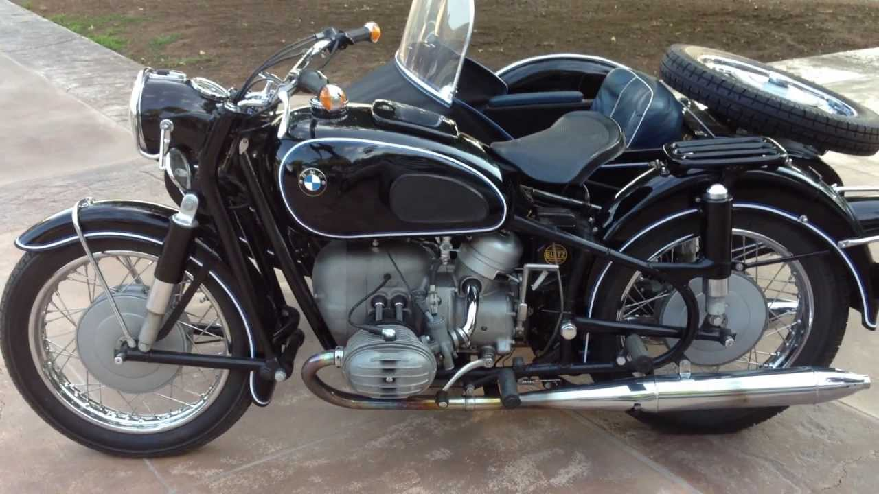 BMW R60/2 1965 wallpapers #144039