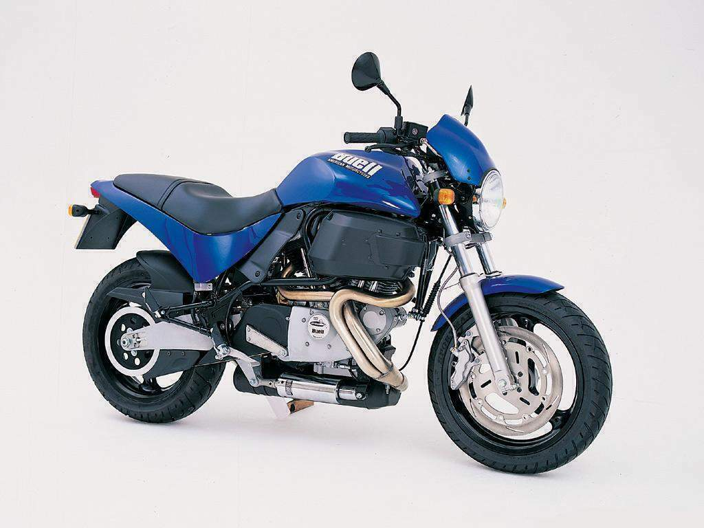 Buell M2 Cyclone 1999 images #153261