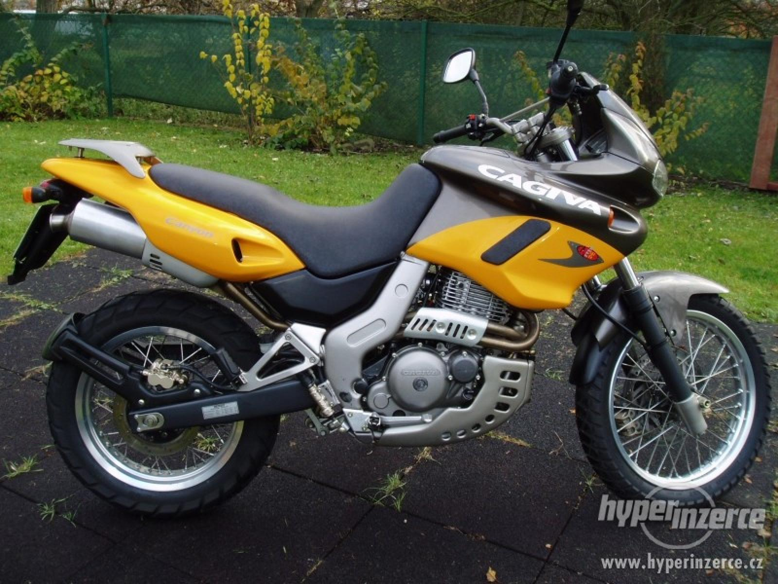 Cagiva Canyon 500 images #69827