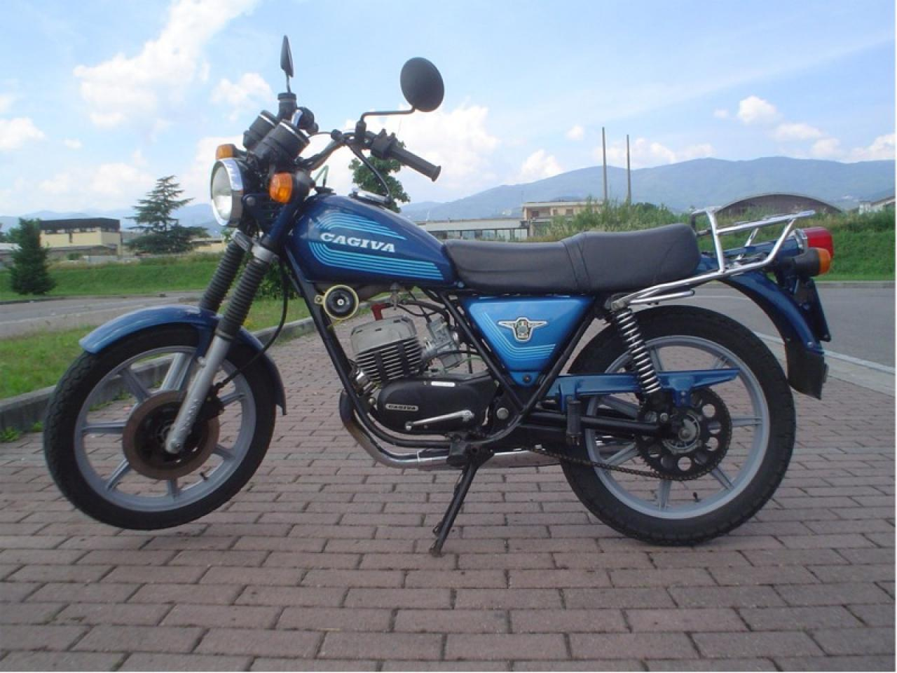 Cagiva SST 350 1980 images #66574