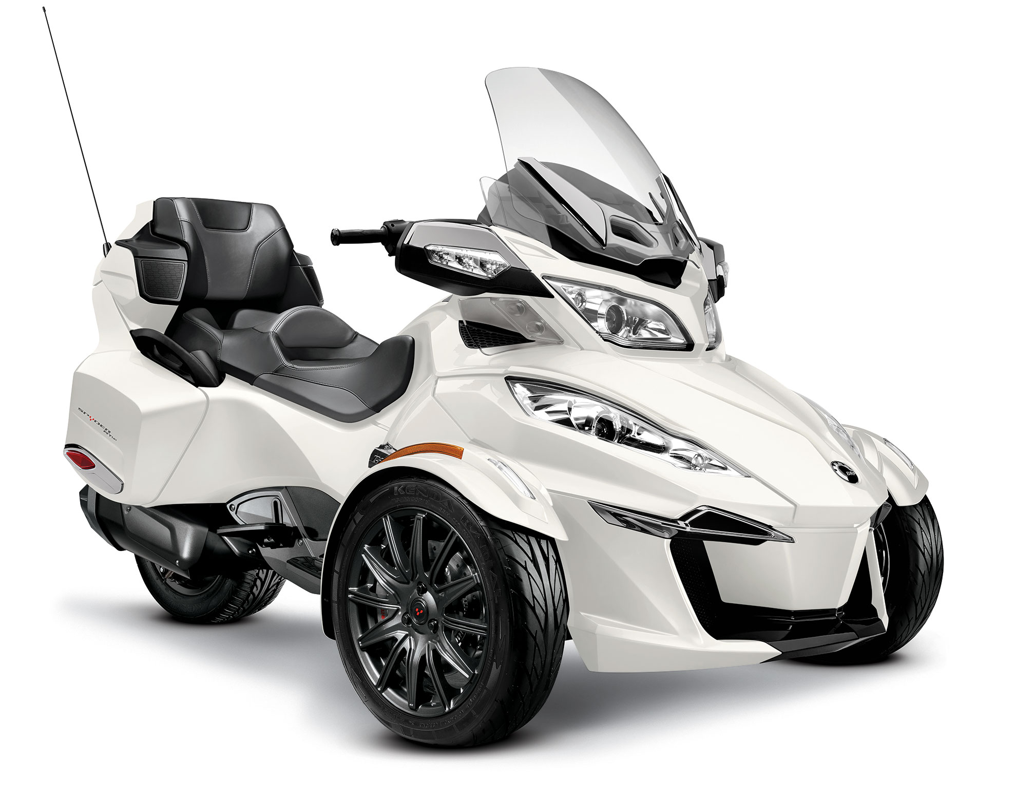 Can-Am Spyder ST 2014 images #68541