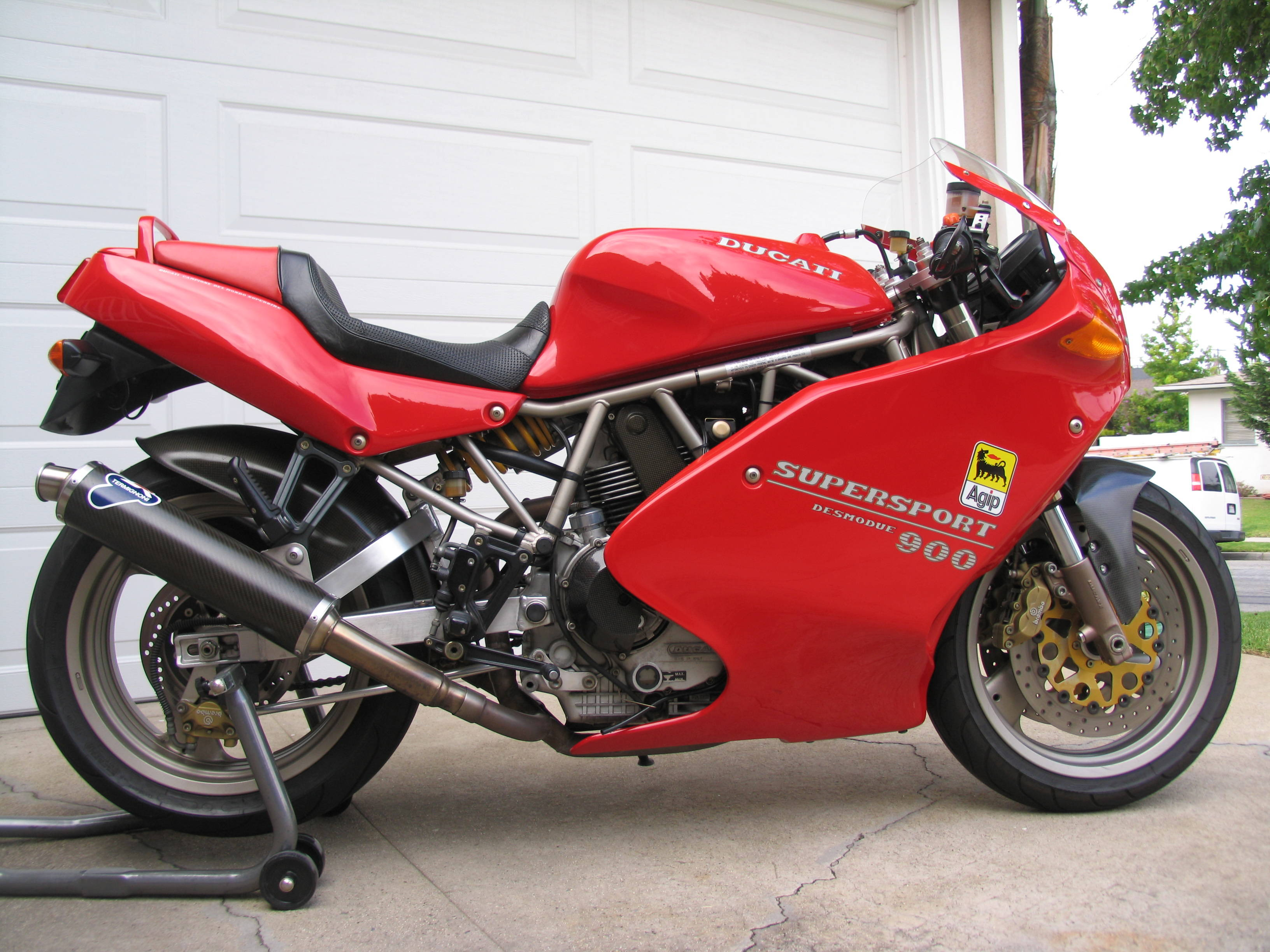 Ducati 900 SS 1997 images #79026
