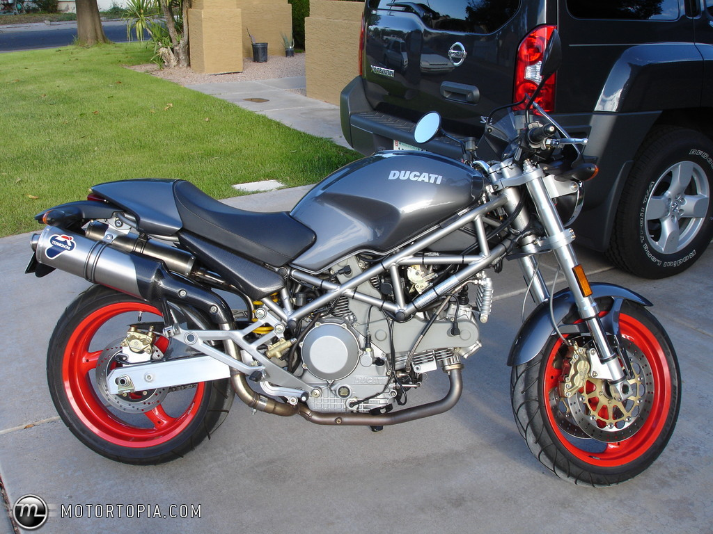Ducati Monster 1000 S 2003 wallpapers #11317