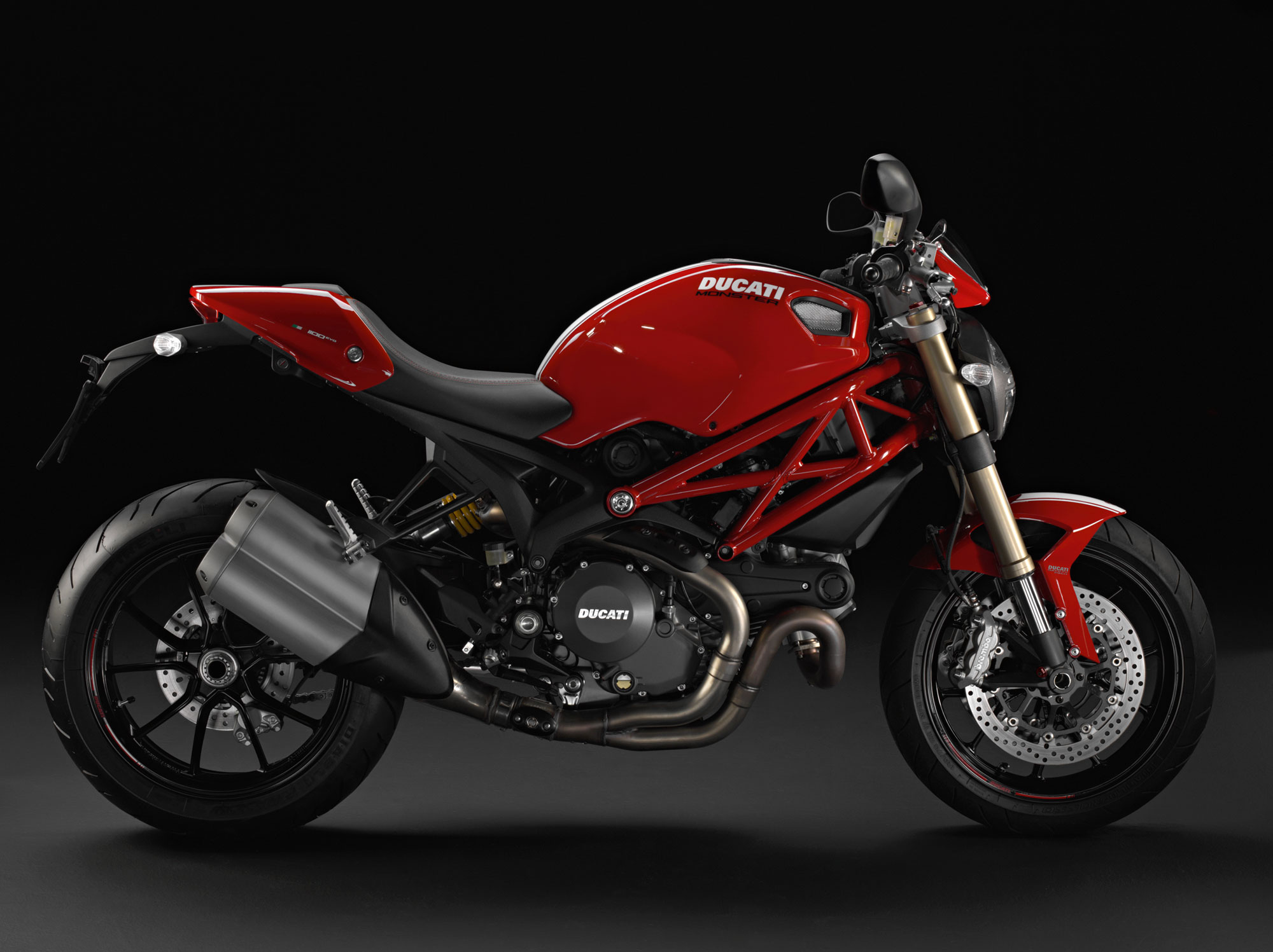 Ducati Monster 1100 EVO 2012 wallpapers #33445