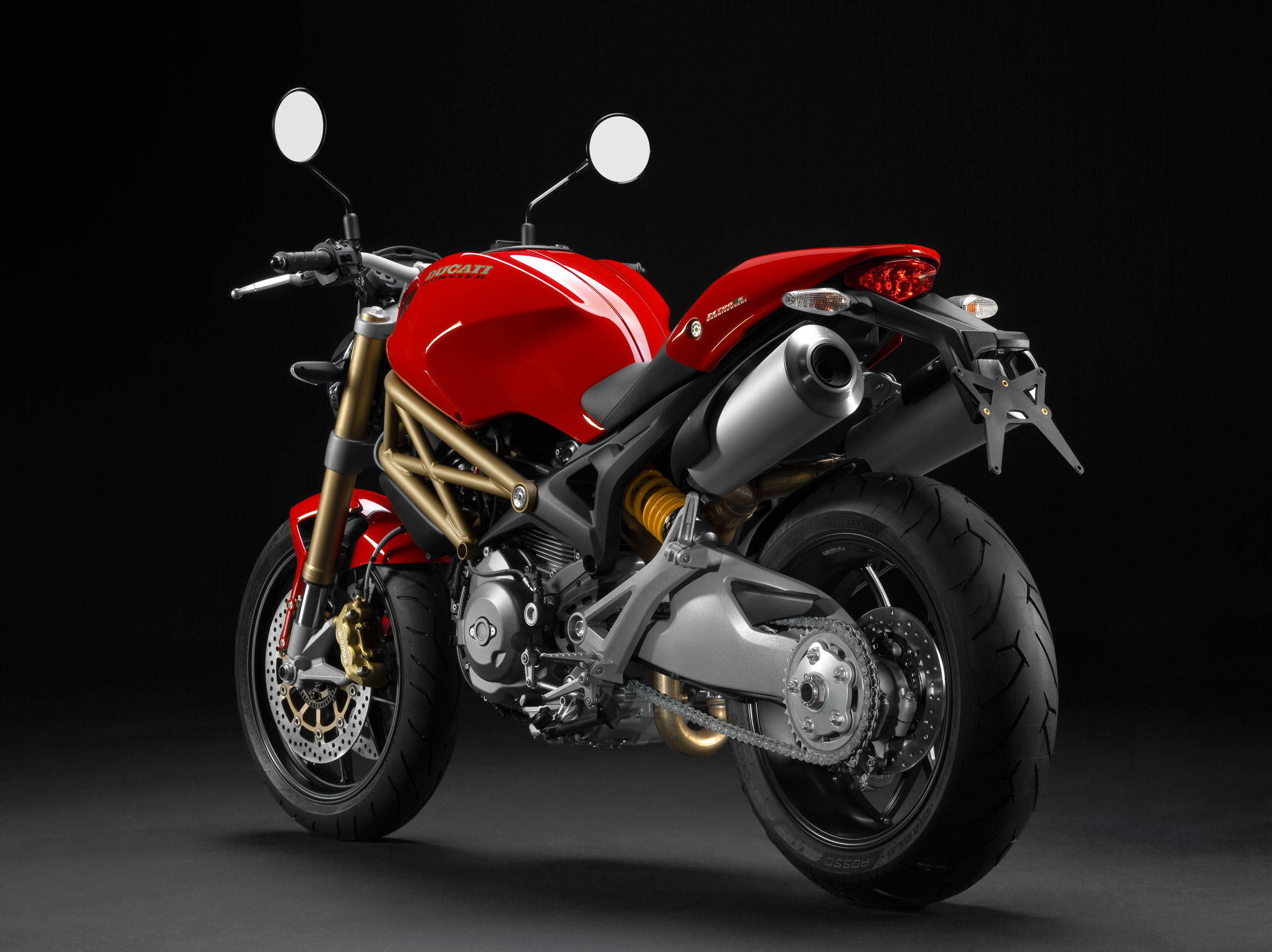 Ducati Monster 796 Anniversary 2013 wallpapers #142152